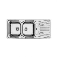 سینک آشپزخانه توکار الکس مدل 211    L&R