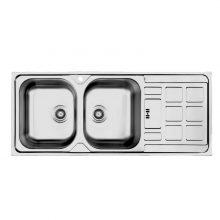 سینک آشپزخانه توکار الکس مدل 213    L&R